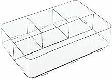 iDesign Clarity Schubladen Organizer, kompakte