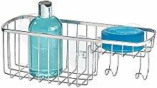 iDesign Gia Badezimmer-/Dusch-Caddy für Shampoo,