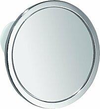 iDesign Kosmetikspiegel mit Saugnapf, kleiner