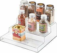iDesign Küchenregal mit 3 Ebenen, kleines