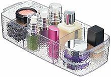 iDesign Rain Aufbewahrungsbox, Kosmetik Organizer