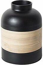 iDiffusion Vase aus Bambus, Wax - Durchmesser 18 x