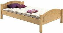 IDIMEX Holzbett Einelbett Bett FLIMS aus