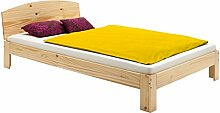 IDIMEX Holzbett Einzelbett Bett Tim Kiefer massiv