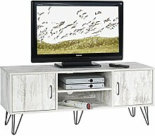 IDIMEX TV Lowboard TV Rack HiFi Möbel