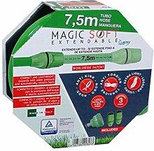 Idroeasy 2827 Magic Soft Gartenschlauch, dehnbar,