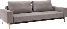 Idun - Schlafsofa - Mixed Dance Grey