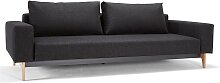 Idun - Schlafsofa - Twist Black