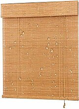IDWOI Mildewproof Bamboo Blind Roller Partition