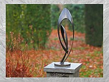 IDYL Bronze-Skulptur Kleine Moderne Endless |
