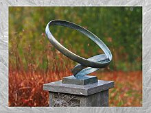 IDYL Bronze-Skulptur Moderne Skulptur Together |