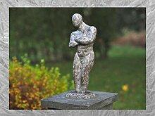 IDYL Bronze-Skulptur Starker Mann Vincent |