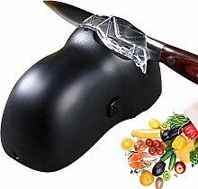 idystore Elektrischer Messerschärfer Eingebauter