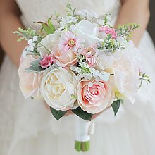 IFFO Brautstrauß, Brautstrauß, Handgelenksblume,