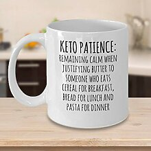 ifmug Keto Patience Confidence Stay Strong Fitness