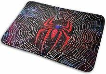 IGBSGFN Welcome-Fußmatte Spiderman's Web