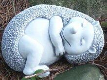 Igel schlafend (S103057) Gartendeko Tierfiguren