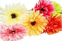 Igemy 10pcs Künstlich Chrysantheme Nelke