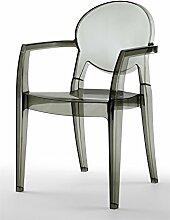 iGloo 2Stück Stühle transparen