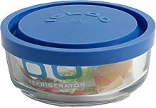 iGloo Vorratsdose blau mit Deckel 11cm
