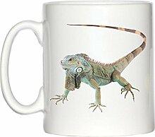 Iguana Bild Design Becher