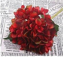 IHRKleid Kunstblumen Blumen Künstliche Hortensie
