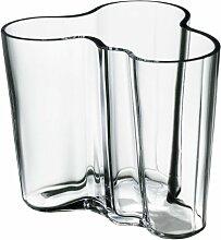Iittala 000439 Aalto Vase 95 mm, klar