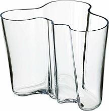 Iittala - Aalto Vase Savoy 160 mm, klar