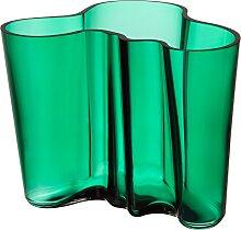 Iittala Alvar Aalto Vase Smaragd 160 mm