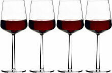 Iittala - Essence Rotwein-Glas, 45 cl (4er-Set)