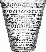 Iittala - Kastehelmi Vase 154 mm, klar