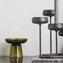 Iittala - Nappula Glas-Kerzenständer 107 mm,