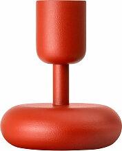Iittala - Nappula Kerzenständer 107 mm, kyoto-rot