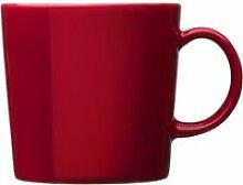 Iittala - Teema Becher mit Henkel 0,3 l, rot