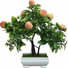 IIWOJ Simulation Blumen Topf Simulation Obst