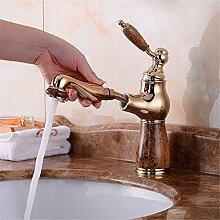 iJIAHOMIE Waschtischarmatur Badarmatur Wasserhahn