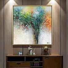 IJNUH Strassstein Gemälde Baum des Lebens Diamant