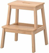 IKEA 601.788.87Bekvam Holz Utility Schritt, beige