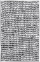 IKEA.. 904.222.51 Toftbo Badematte, grau-weiß