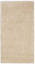 IKEA ADUM Langflor Teppich in elfenbeinweiß;