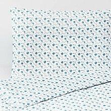 IKEA ASIA GULSPARV Bettdeckenbezug und Kissenbezug