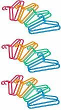 Ikea BAGIS Children's coat-hanger, assorted