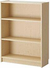Ikea Billy - Bücherregal, Birkenfurnier -