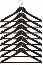 IKEA Bumerang Kleiderbügel aus Holz für Hosen,