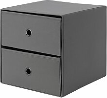 IKEA FLARRA - Mini Kommode mit 2 Schubladen
