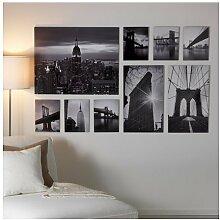 Ikea GRÖNBY Bilder mit Rahmen
