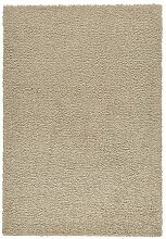 Ikea HAMPEN Langflor Teppich in beige; (133x195cm)