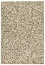 Ikea HAMPEN Langflor Teppich in Beige; (160x230cm)