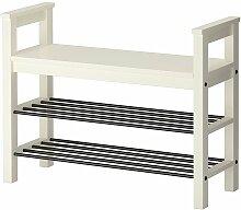 Ikea HEMNES–Bench mit Schuh-Aufbewahrung,