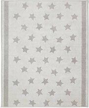 Ikea HIMMELSK Teppich in grau; (133x160cm)